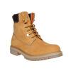 Chaussures en cuir à semelle tracteur weinbrenner, Brun, 896-8820 - 13