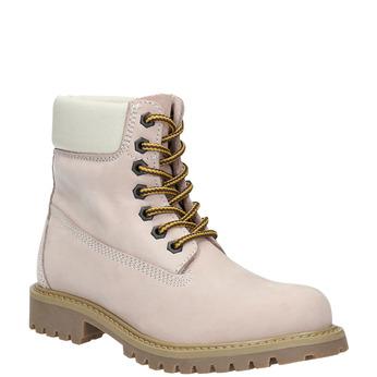 Chaussure pour enfant à semelle marquée weinbrenner-junior, Rouge, 396-5182 - 13