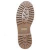 Chaussures en cuir à semelle tracteur weinbrenner, Brun, 896-8820 - 26
