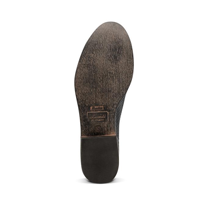 Chaussure en cuir pour femme bata, Noir, 514-6267 - 19