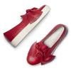 Slip-on rouge femme north-star, Rouge, 514-5264 - 19