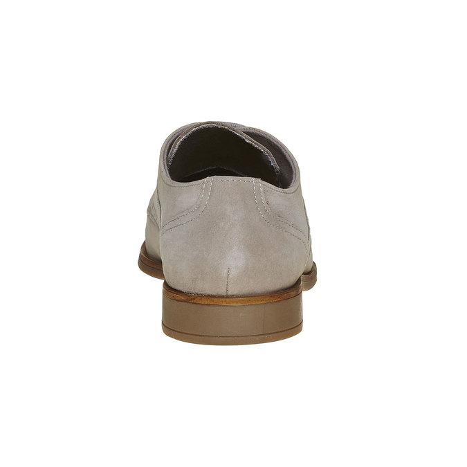 Chaussure Derby homme bata, Gris, 826-2241 - 19