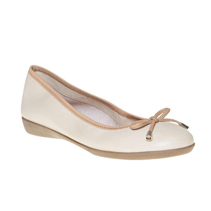 Chaussures Femme bata, Jaune, 524-8485 - 13