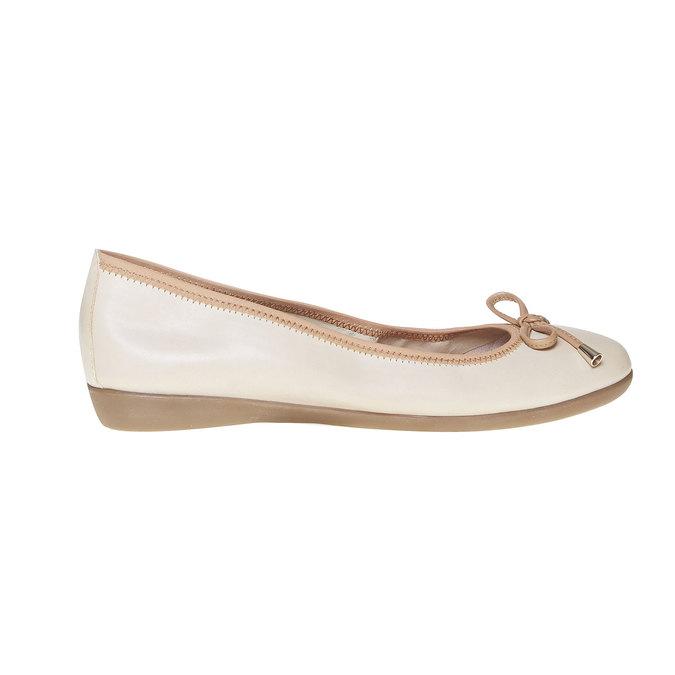 Chaussures Femme bata, Jaune, 524-8485 - 15