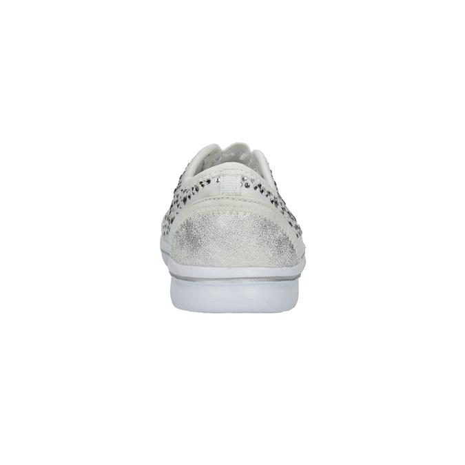 Basket enfant avec petites pierres mini-b, Blanc, 329-1203 - 17