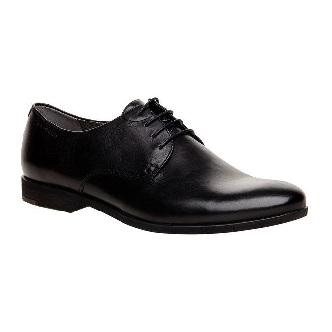 Chaussure lacée Derby en cuir vagabond, Noir, 824-6246 - 13