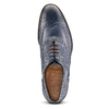 Chaussures en cuir Oxford bata-the-shoemaker, Violet, 824-9594 - 15