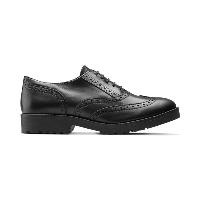 Chaussures femme bata, Noir, 524-6135 - 26