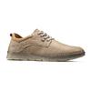 Chaussures lacées en cuir weinbrenner, Jaune, 846-8436 - 13