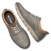 Chaussure légère en cuir weinbrenner, Gris, 846-2436 - 19