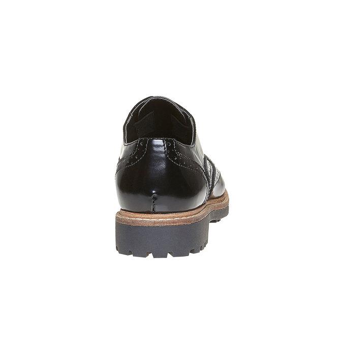 Chaussures Femme bata, Noir, 511-6194 - 17