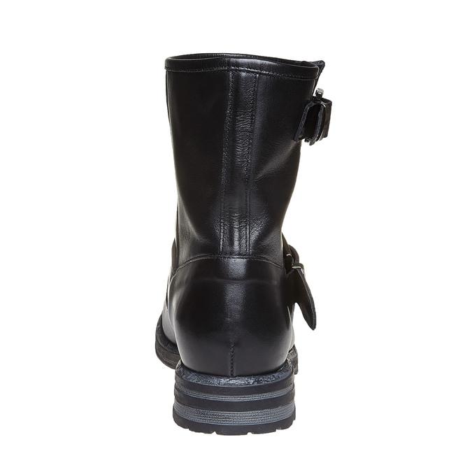 Chaussures Femme bata, Noir, 594-6102 - 17