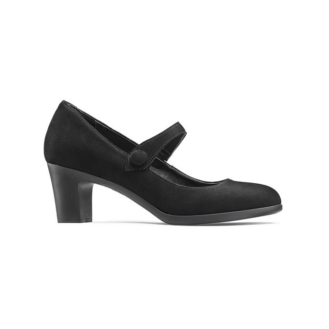 Chaussures Femme flexible, Noir, 623-6220 - 13
