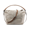 Sac à main en cuir dans le style Hobo bata, 963-2130 - 26