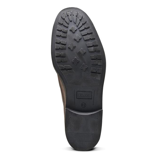 BATA Chaussures Homme bata, Brun, 894-4449 - 17