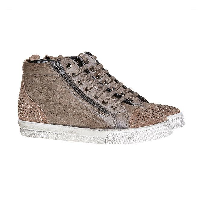 Chaussures Femme north-star, Gris, 543-2127 - 26