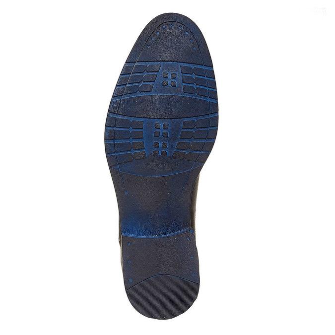 Chaussures Homme bata, Noir, 824-6556 - 26