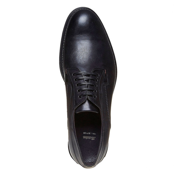 Chaussures Homme bata, Noir, 824-6556 - 19