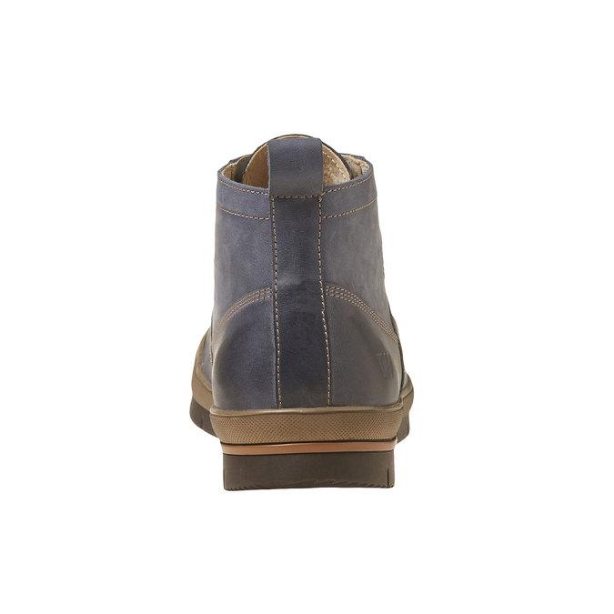 Chaussures Homme weinbrenner, Violet, 894-9521 - 17