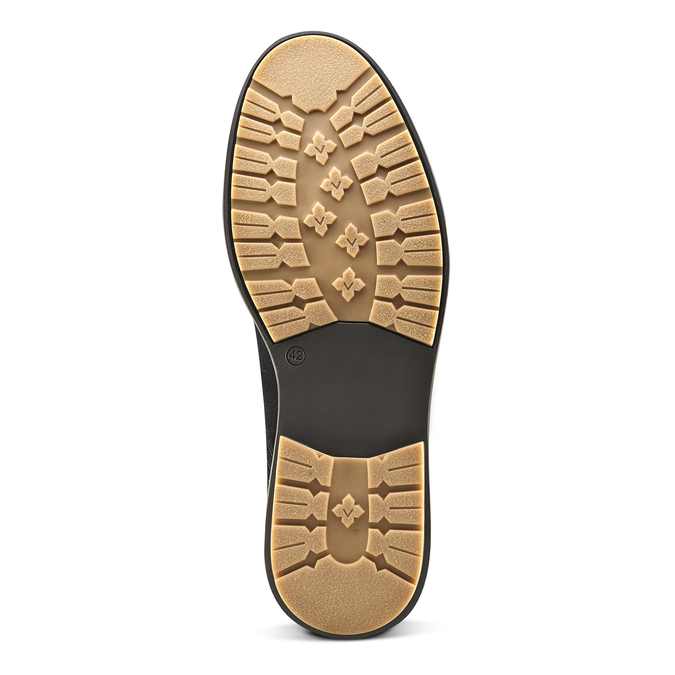 Chaussures Homme bata, Violet, 823-9535 - 17