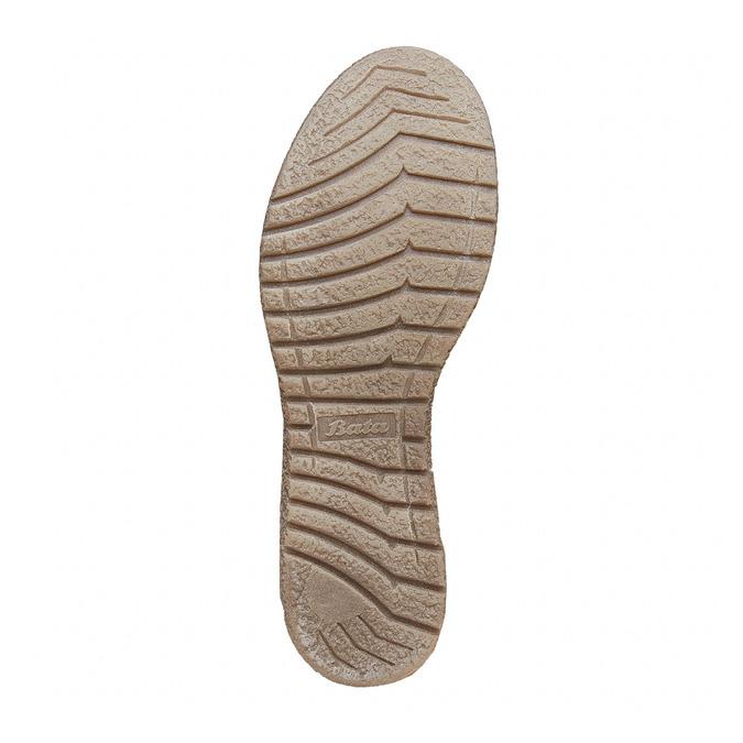 Chaussure d'hiver pour femme bata, Brun, 593-3992 - 26