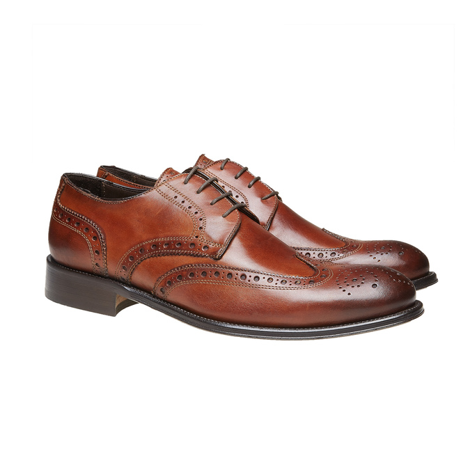Chaussures Homme bata-the-shoemaker, Brun, 824-3182 - 26