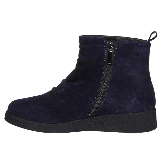 Chaussures Femme flexible, Violet, 593-9577 - 19