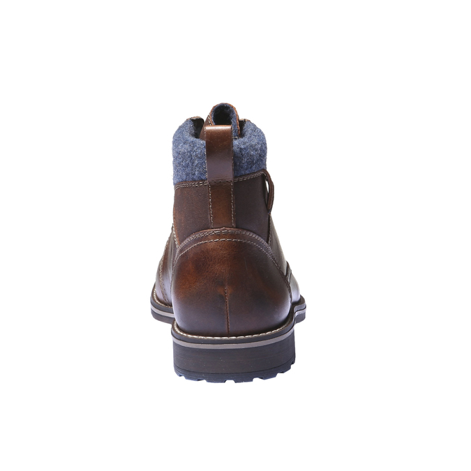 Bottines rieker, Brun, 894-4327 - 17