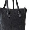 Sac Shopping bata, Noir, 961-6799 - 26