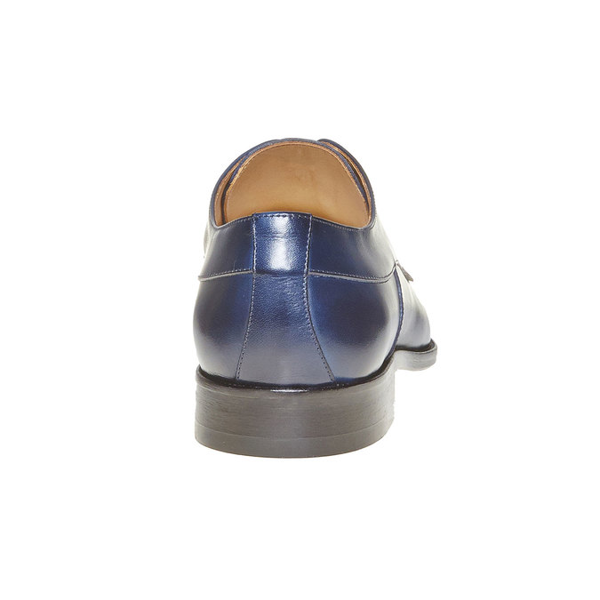 Derby en cuir bata-the-shoemaker, Violet, 824-9296 - 17