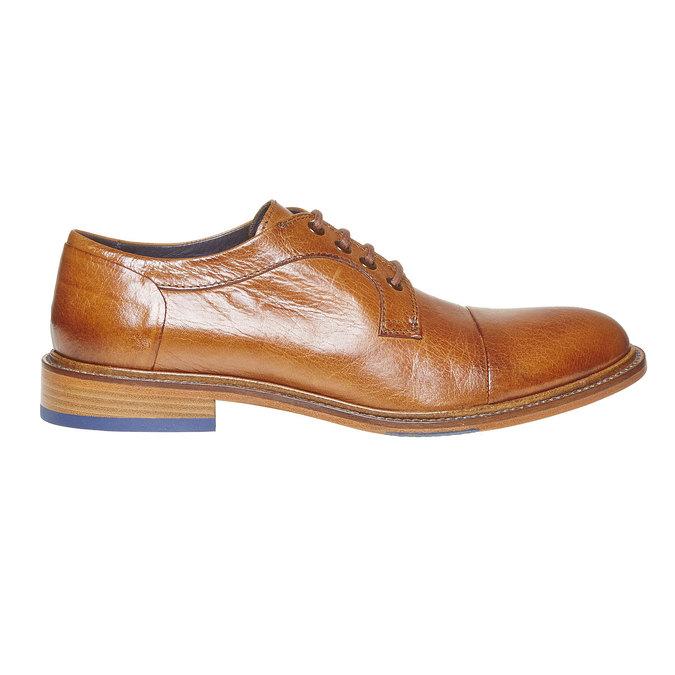 Chaussure en cuir homme bata-the-shoemaker, Brun, 824-3293 - 15