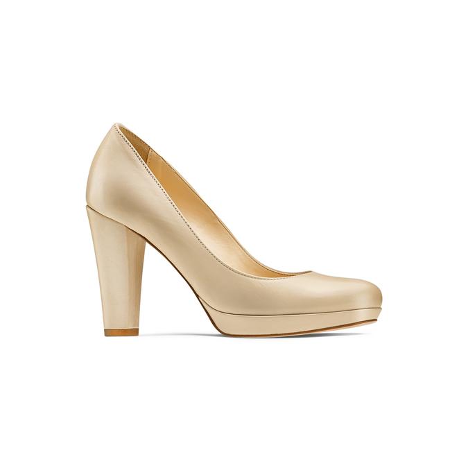 BATA Chaussures Femme bata, Beige, 724-8725 - 13