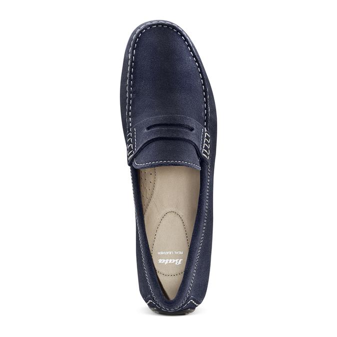 BATA Chaussures Homme bata, Bleu, 853-9180 - 17