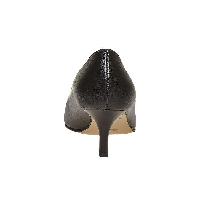 BATA Chaussures Femme bata, Noir, 724-6482 - 17