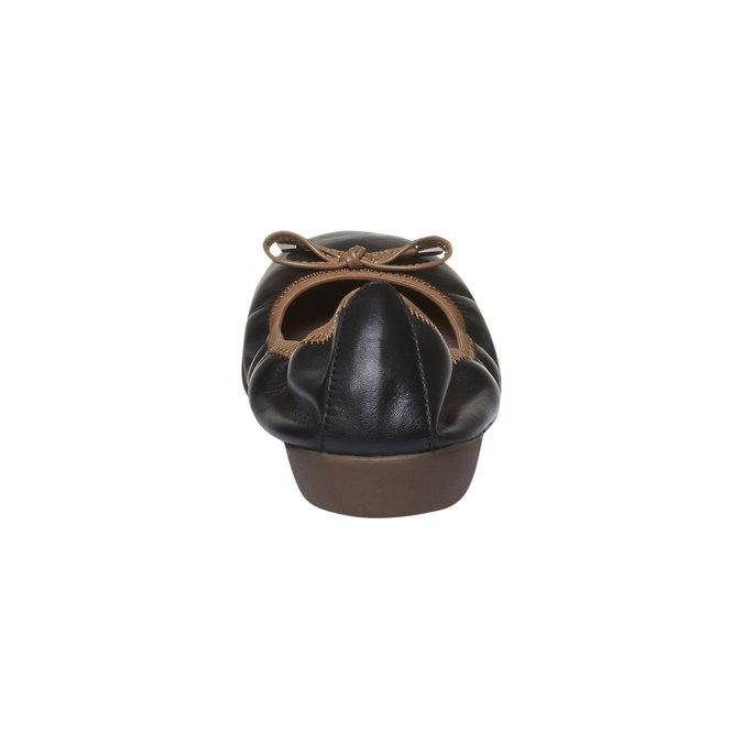 Chaussures Femme bata, Noir, 524-6485 - 17
