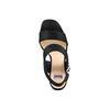 BATA Chaussures Femme bata, Noir, 769-6541 - 17
