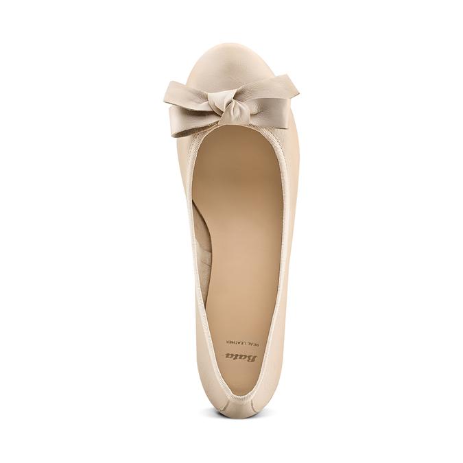 BATA Chaussures Femme bata, Beige, 524-8420 - 17