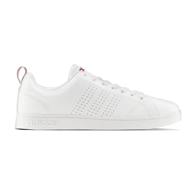 Childrens shoes adidas, Blanc, 801-1500 - 26