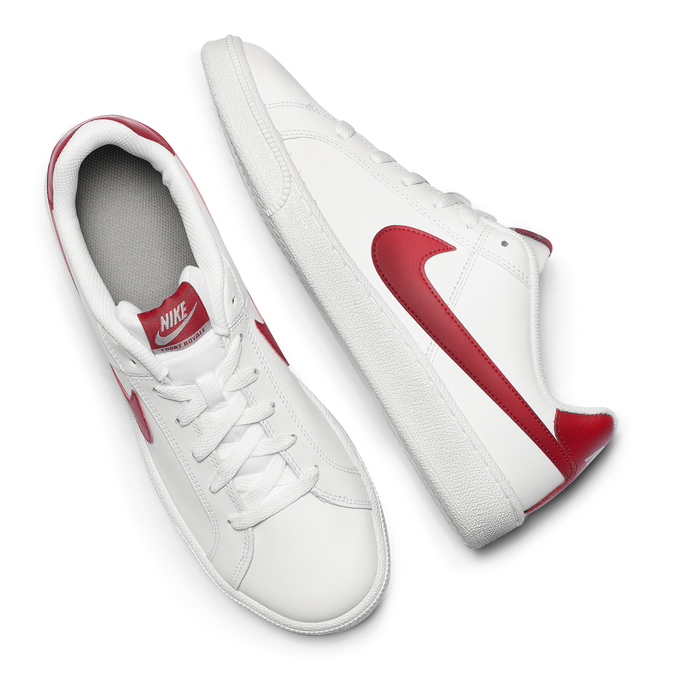 Childrens shoes nike, Rouge, 801-5302 - 19