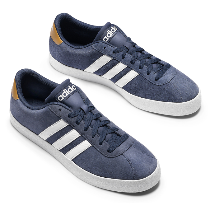 Childrens shoes adidas, Violet, 803-9197 - 19