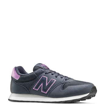 Childrens shoes new-balance, Bleu, 509-9600 - 13