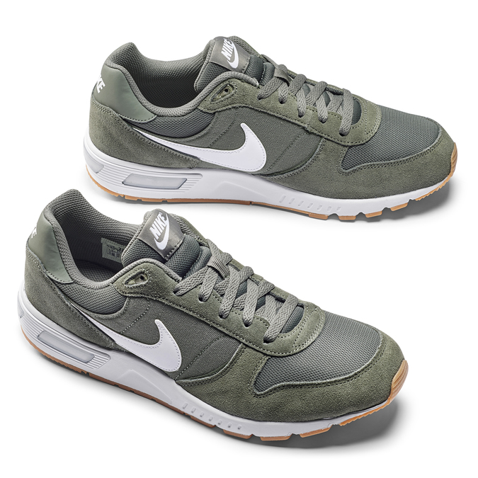 Childrens shoes nike, Vert, 803-7152 - 19