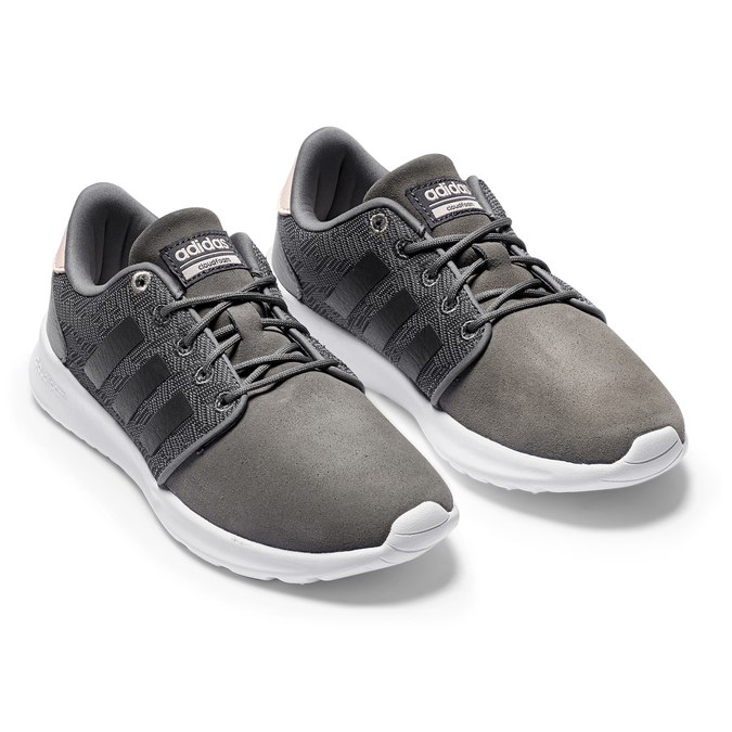 Childrens shoes adidas, Gris, 503-2111 - 19