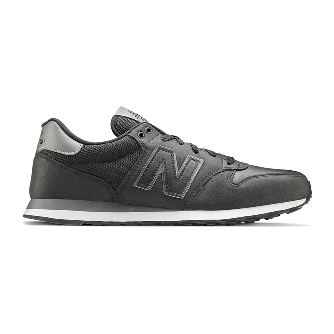 Men's shoes new-balance, Noir, 801-6500 - 26