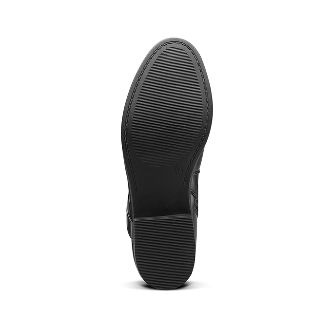 Women's shoes bata, Noir, 591-6297 - 17