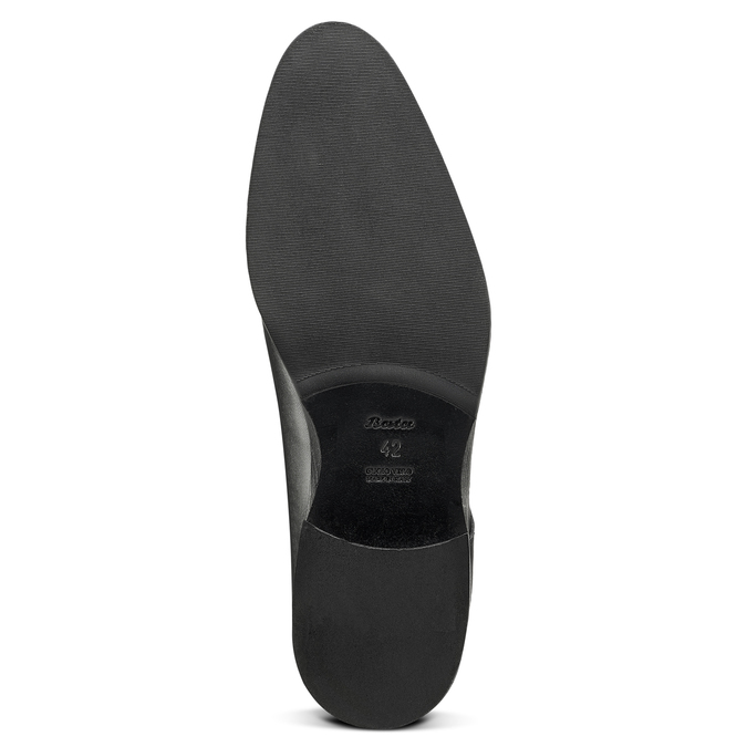 Men's shoes bata-the-shoemaker, Noir, 824-6184 - 17