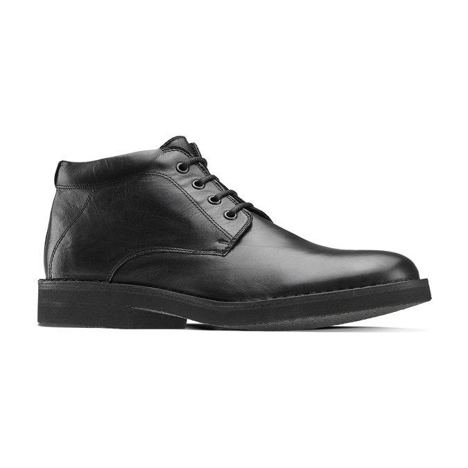 Men's shoes, Noir, 844-6724 - 13