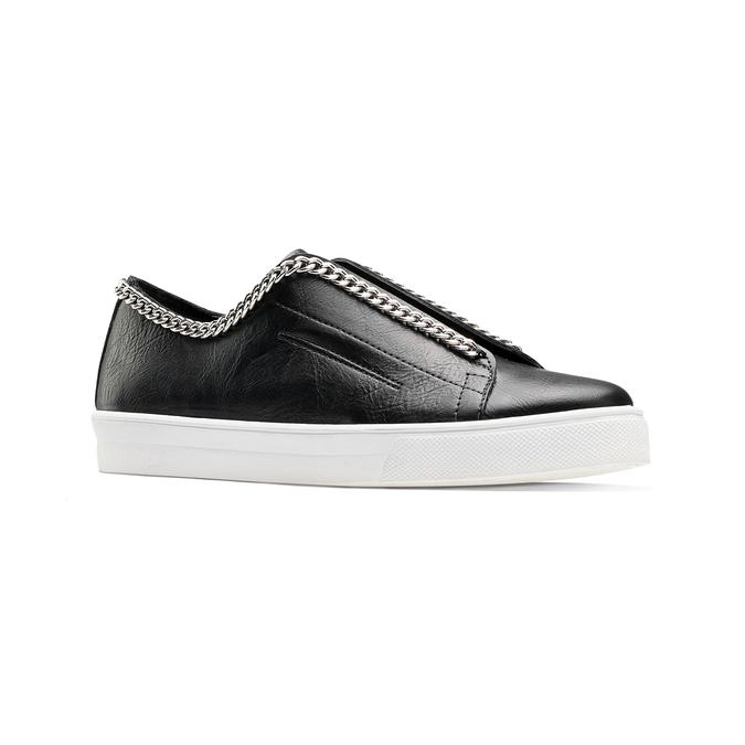 Women's shoes north-star, Noir, 541-6129 - 13