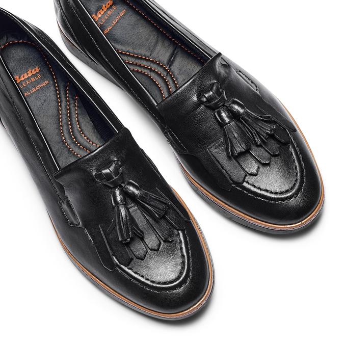 FLEXIBLE Chaussures Femme flexible, Noir, 514-6128 - 26