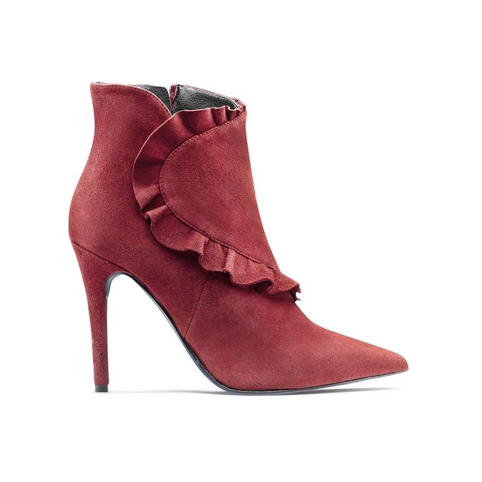 Women's shoes bata, Rouge, 793-5198 - 26
